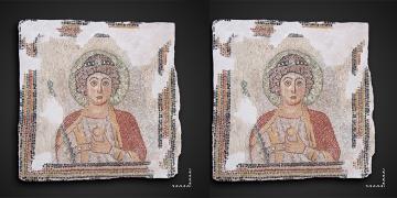 Pompeiopoliste bulunan Azize Mozaiğinin yerinde sergilenmesi isteniyor
