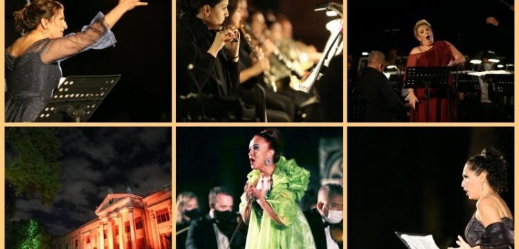 11. İstanbul Opera Festivali Arkeoloji Müzeleri bahçesinde başladı