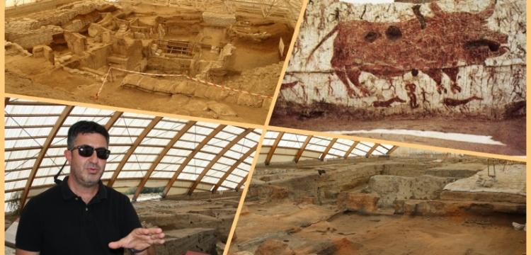 Çatalhöyük kazılarına Doç. Dr. Ali Umut Türkcan başkanlık edecek