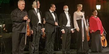 Arkeoloji Müzeleri bahçesinde Barok Konseri icra edildi