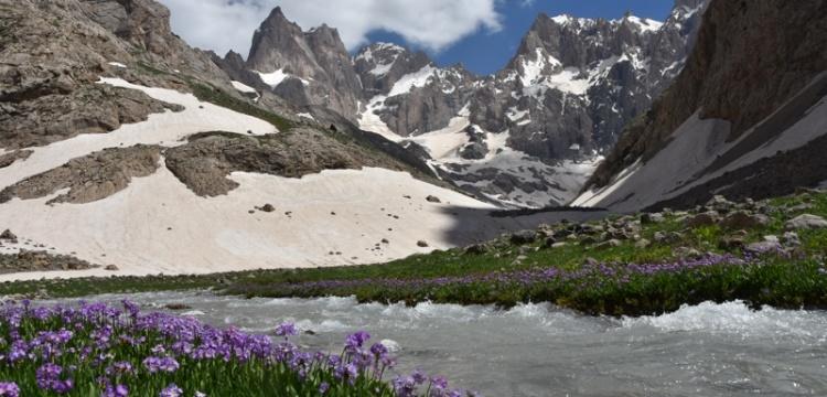 Hakkari Cilo Dağları ve Sat Buzul Gölleri milli park ilan edildi