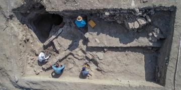 Van İremir Höyüğünde 5 bin yıl öncesine ait yaşam izleri bulundu