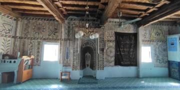Denizli Belenardıç Camisinde restorasyon başlıyor