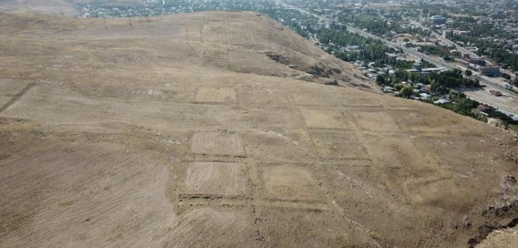 Van Zernaki Tepe'de kazı çalışmaları başlıyor