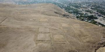 Van Zernaki Tepede kazı çalışmaları başlıyor