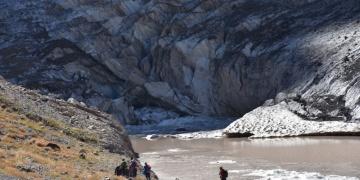 Cilo Dağlarının buzulları yerli ve yabancı dağcıları ağırlıyor