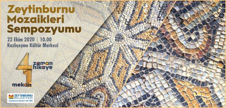 Zeytinburnu Mozaikleri Sempozyumu 22 Ekim'de