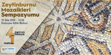 Zeytinburnu Mozaikleri Sempozyumu 22 Ekimde