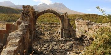 Nora Antik Kentinde 30 yıl sonra çalışmalar yeniden başladı