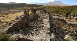 Aksaray Nora - Makissos Antik Kentinde çalışmalar yeniden başladı