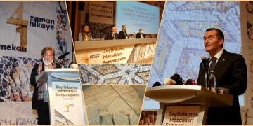 Zeytinburnu Mozaikleri Sempozyumu müze müjdesiyle gerçekleşti