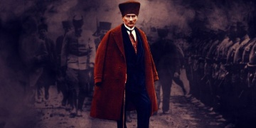 Türkiye Cumhuriyetinin 97 yaşını coşkuyla ve gururla kutluyoruz