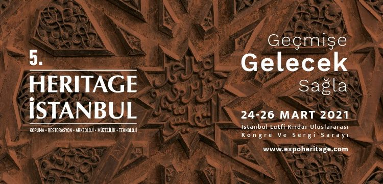 Heritage İstanbul 2021'de Selçuklu imajıyla dönüyor