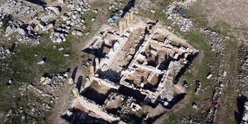 Uşak Blaundos Antik Kentinde Roma dönemi hamam bulundu