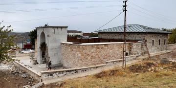 Harput Esadiye Camii restore ediliyor