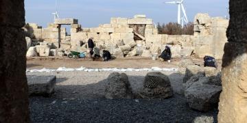 Hatay St. Simon Manastırında kazı ve restorasyon yeniden başladı