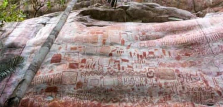Amazon ormanlarında 12.500 yıllık iyi korunmuş çizimler bulundu