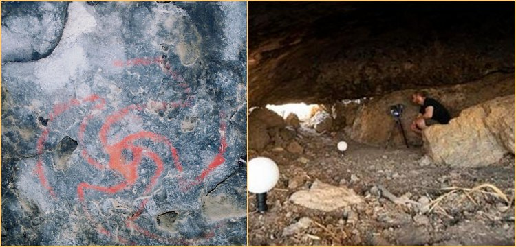 There are the link between rock art and hallucinogens!
