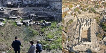 Didim Apollon Tapınağını su basması sorunu çözüldü