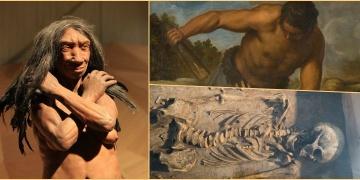 Tarihteki en eski savaş Neandertaller ile yapılmış olabilir!