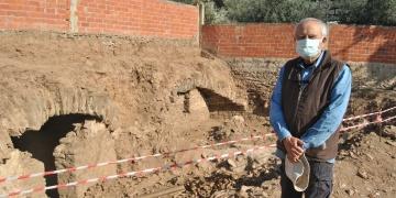 İzmir Hypaipa Antik Kentiinde kurtarma kazıları