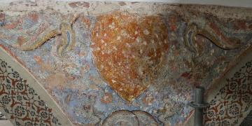 Topkapı Sarayında Simurg ve ejder motifleri bulundu