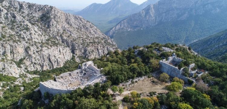 Termessos'a ziyaretçi ilgisi