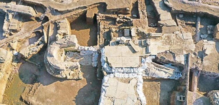 Haydarpaşa arkeoloji kazılarında toplu mezar bulunan yapı keşfedildi