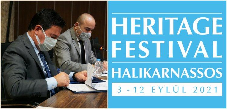 Bodrum, Heritage Festival Halikarnassos'a evsahipliği yapacak