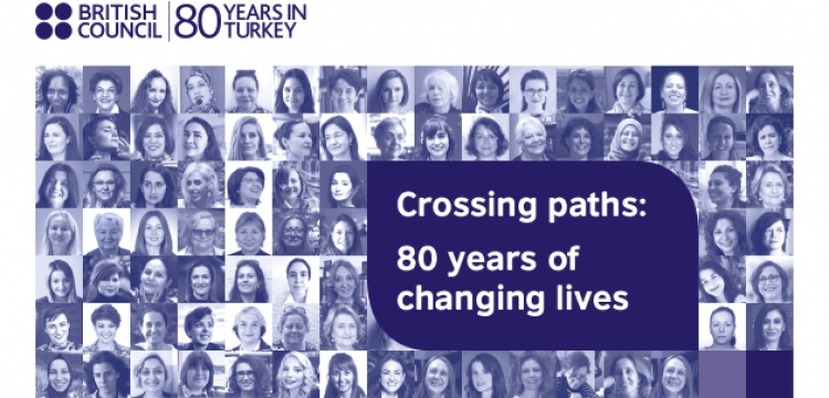 The British Council's '80 Years, 80 Women, 80 Stories'