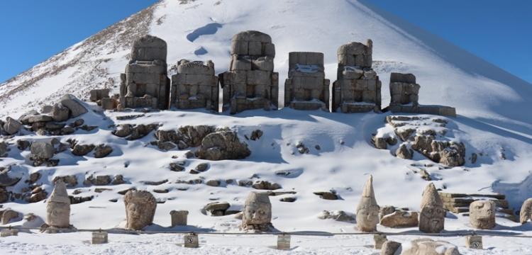 Nemrut 5 yılda 530 bin ziyaretçi ağırladı