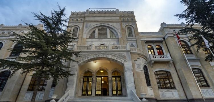 Ankara Devlet Resim ve Heykel Müzesi ziyarete açılıyor