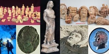 Arkeolojik kazılarda 6 binden fazla eser bulundu