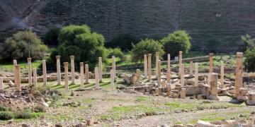 Ürdün Tabakat Fahil / Pella Antik Kenti