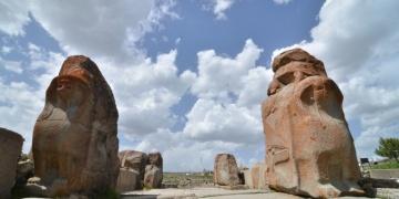 Alacahöyükte kazı süresi 12 aya çıkarıldı