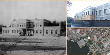 Kasımpaşadaki Osmanlı Mirası karakol binası korunmak için yıkılıyor!