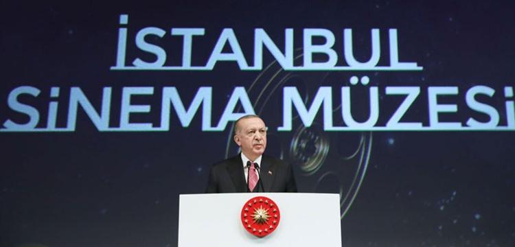 İstanbul Sinema Müzesi açıldı