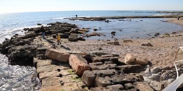 Soli Pompeipolis Antik Kentindeki liman ortaya çıktı