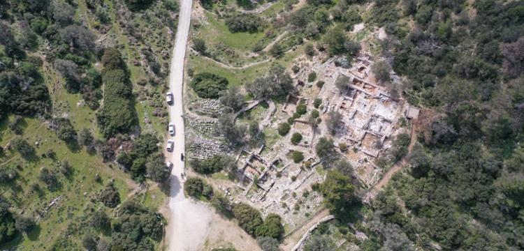 Pedasa Antik Kenti'ndeki 170 dönümlük tarla satışa çıkarıldı