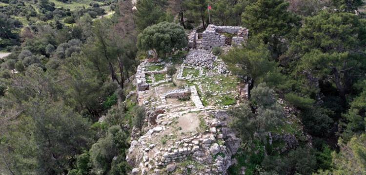 Pedasa Antik Kentinin bir kısmı satılıyor