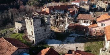 Osmanlı dönemi haberleşme kulesinin 3D dijital belgelemesi yapıldı