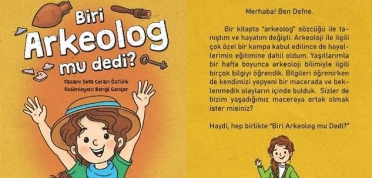 Kültür ve Turizm Bakanlığı'ndan çocuklara yönelik hikaye kitabı