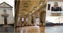 Arkeoloji Enstitüsüne dönüşen Kendirli Kilisesinin restorasyonu bitti