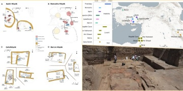 There were complex social groupings than family in Neolithic Anatolian