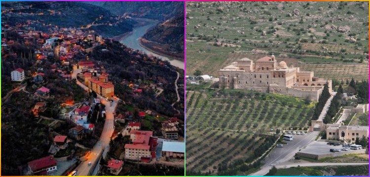 Tur Abdin Manastırları ve Kemaliye Tarihi Kenti UNESCO Dünya Mirası Geçici Listesi'nde