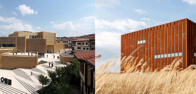 Troya Müzesi ve Odunpazarı Modern Müzesi'ne Avrupa'da Yılın Müzesi Özel Ödülü
