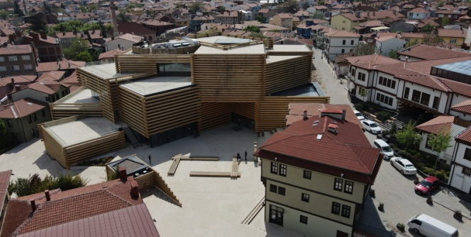 Eskişehir Odunpazarı Modern Müze