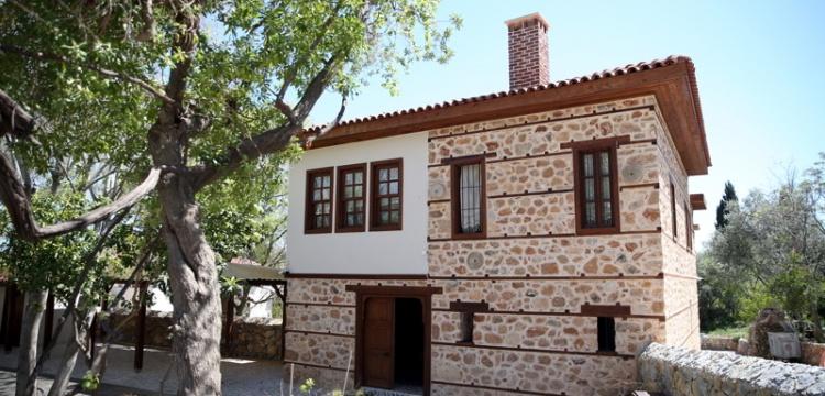 Alanya Kalesi'ndeki tarihi ev Yemek Müzesi oldu