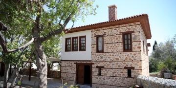 Alanya Kalesindeki tarihi ev Yemek Müzesi oldu