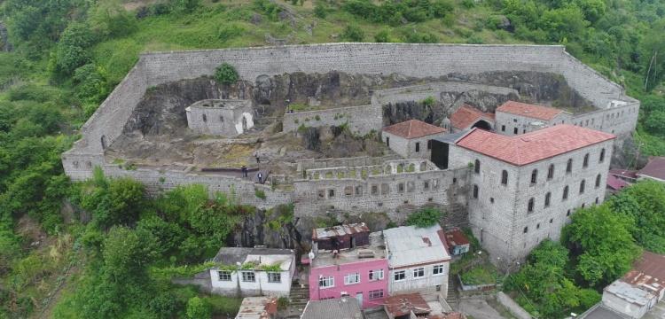 Trabzon Kızlar Manastırı turizm sezonunda ziyarete açılacak